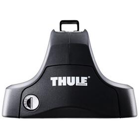 Thule Rapid 754 Sistema Portabicis Techo 4 Unidades